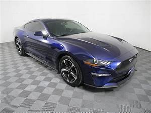 Pre-Owned 2018 Ford Mustang EcoBoost 2dr Car in Savoy #F20415A | Drive217