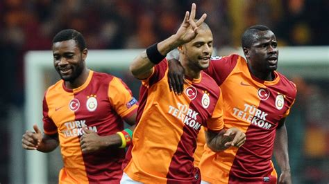 Galatasaray sk are on a run of 8 consecutive wins in their domestic league. Galatasaray united in joy | UEFA Champions League | UEFA.com