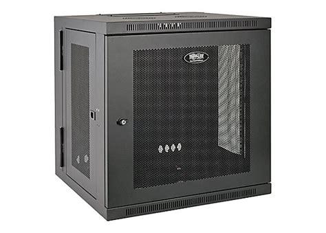 tripp lite  wall mount rack enclosure server cabinet