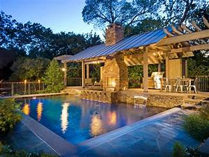 20 outdoor kitchens and grilling stations outdoor spaces With pool and outdoor kitchen designs