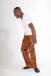 Pantalon Décontracté Homme : pantalon africain homme en bazin africouleur ~ Carolinahurricanesstore.com Idées de Décoration