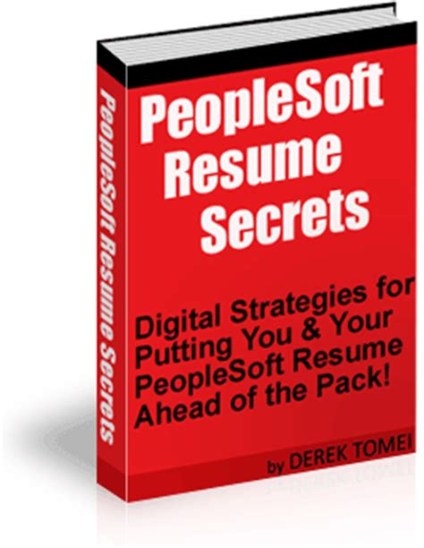 learn peoplesoft book and information