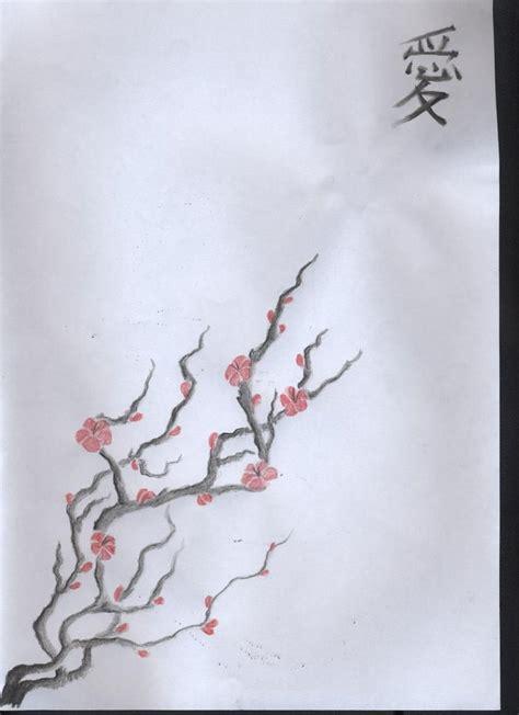 japanese cherry blossom design cherry blossom japanese style tattoo design by bunnysuit93 on deviantart
