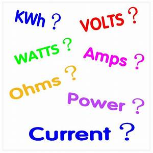 How To Write Volts Direct Current