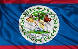 Bandera de Belice fondos de pantalla Bandera de Belice
