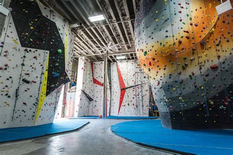 climbing rock gym cliffs indoor inside fitness york park minnow center massive callowhill coming gowanus queens island long philly ny