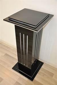 Möbel Art Deco : sch ne s ulen lampe im art deco stil original antike m bel ~ Sanjose-hotels-ca.com Haus und Dekorationen