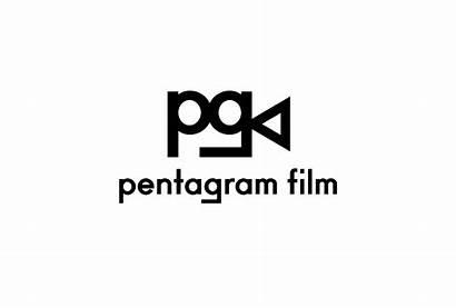 Film Pentagram Studio Sakaria Background Logotype Se