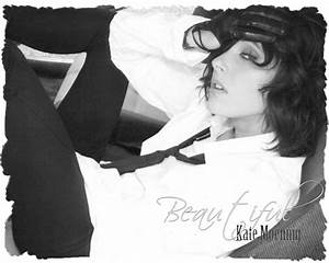 Kate Moennig Background B+W by Exxquisite-lyDrawn on ...