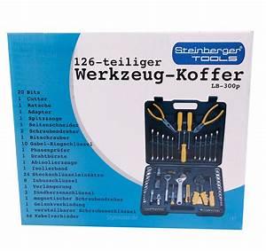 Werkzeug Auf Rechnung : steinberger tools werkzeug koffer 126 teilig auf rechnung kaufen ~ Themetempest.com Abrechnung