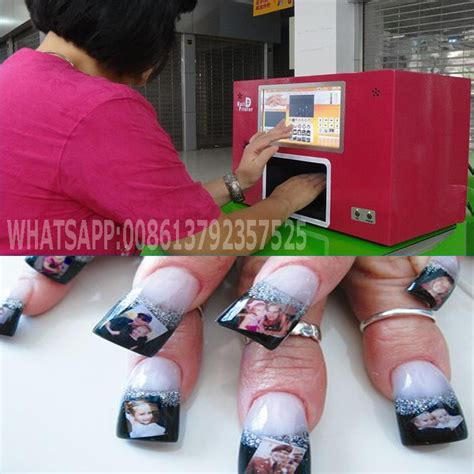 nail design machine 2015 best quality lowe price nail printing machine ce