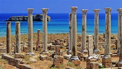 Ancient Greek Wallpapers Greece Ruins Roman Temple