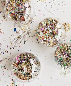 Boule Noel Transparente : 7 id es pour customiser une boule de no l transparente marie claire ~ Melissatoandfro.com Idées de Décoration