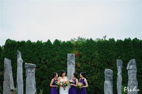 Sculpture Garden Nj Wedding joanna jansen pivko photography