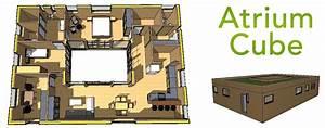 Atriumhaus Bauen Kosten : der atrium cube ist entstanden mccube denkt gr er ~ Lizthompson.info Haus und Dekorationen