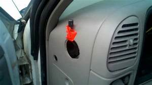 1997 4x4 Chevy Tahoe   Gmc   Yukon  Suburban Truck Door Light Repair    Hack Door Jamb Fix