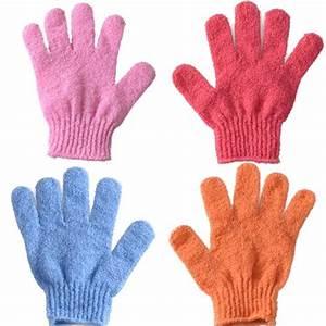 Best Bath Shower Exfoliating Glove For Scrub Bathroom ...