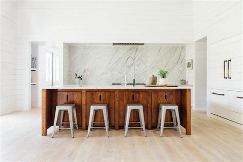 farmhouse kitchen islands 100 beautiful kitchens to inspire your kitchen makeover