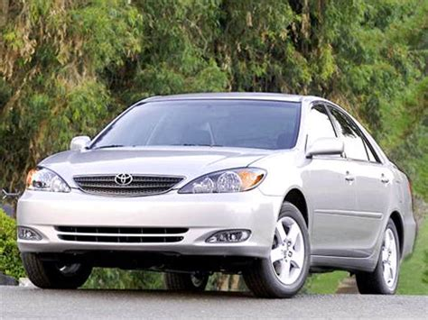 blue book value for used cars 2003 toyota highlander electronic throttle control 2003 toyota camry pricing ratings reviews kelley blue book
