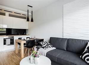 Weiß Graues Sofa : modernes wohnzimmer sofa grau weisse wohnkueche holz ~ A.2002-acura-tl-radio.info Haus und Dekorationen