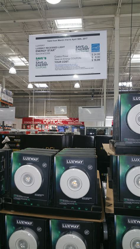 costco led can lights costco luxway led potlights page 4 redflagdeals