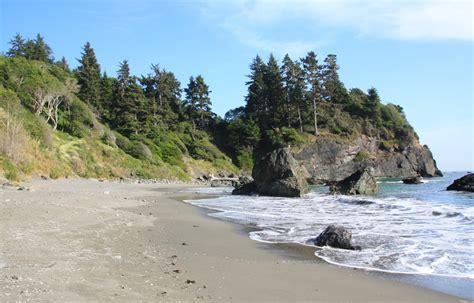 baker beach trinidad ca california beaches
