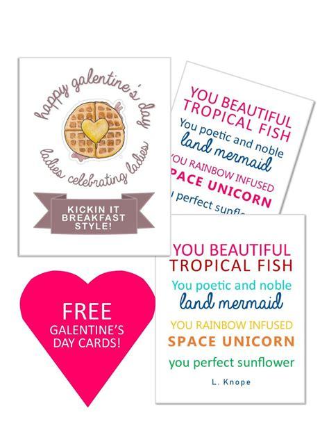 Happy Galentine's Day! (Free Printable) | Happy galentines ...