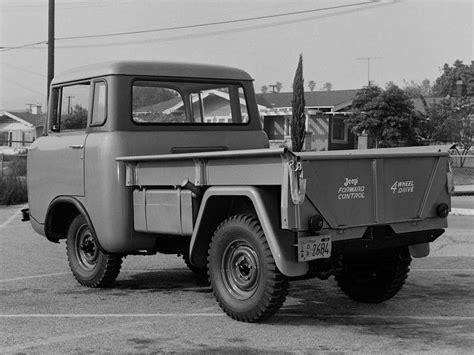 long illustrious history  jeep pickup trucks top speed