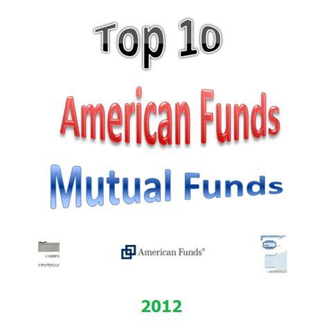 Best International Bond Funds Best American Funds Funds 2012 Mepb Financial