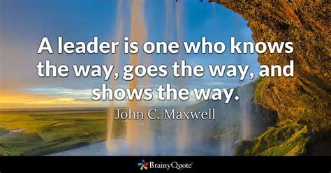 leader           shows