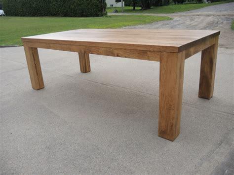 table de cuisine ik饌 table de cuisine ancienne en bois maison design bahbe com