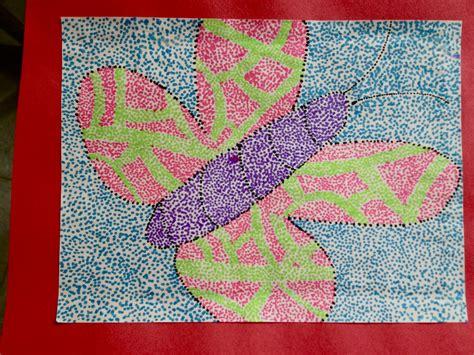 art   garrett  grade pointillism animals