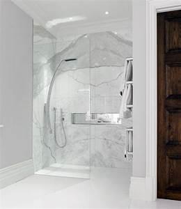 Dusche Statt Fliesen : dusche glaswand statt fliesen raum und m beldesign ~ Lizthompson.info Haus und Dekorationen