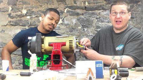 Hayward Super Pump Capacitor Replacement Youtube