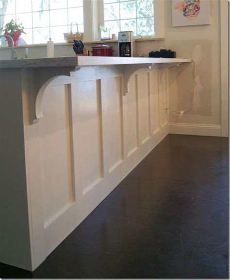 kitchen island with bar top 59 best images about brackets and corbels on 8236