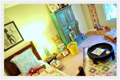 chambre inspiration indienne chambre enfant style inde