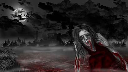 Scary Vampire Wallpapers Dark Horror Spooky Vampires