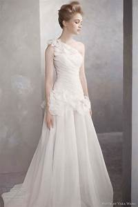white by vera wang spring 2012 wedding dresses wedding With white by vera wang wedding dress