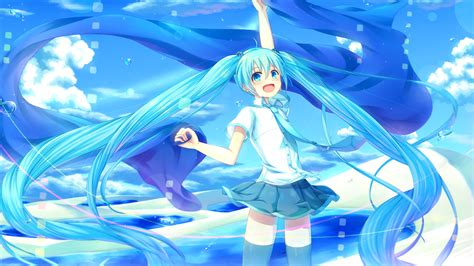 Anime Wallpaper Vocaloid - vocaloid wallpapers pictures images