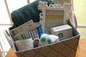 Moms Who Think Winter Warmth Gift Basket