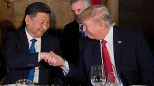 Donald Trump accepts Xi Jinping's invitation to visit ...