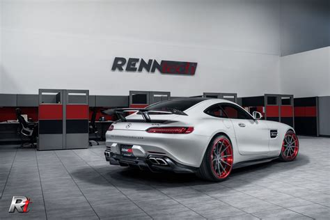 Renntech Mercedesamg Gt S Comes With 716hp Carscoops