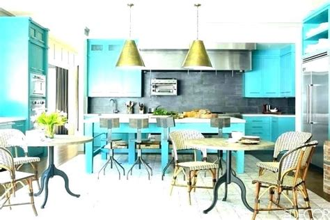 lime green kitchen ideas and yellow decor blue amazing