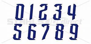heat transfer pre cut letters and numbers for With pre cut vinyl numbers and letters