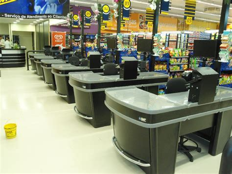 Checkout Para Supermercado  Sibéria Projetos