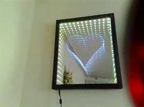 Heart Infinity Mirrorwwwinfinitymirrorartcom Youtube