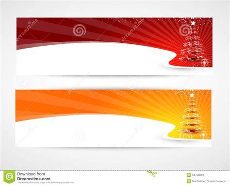 christmas background banners stock illustration image