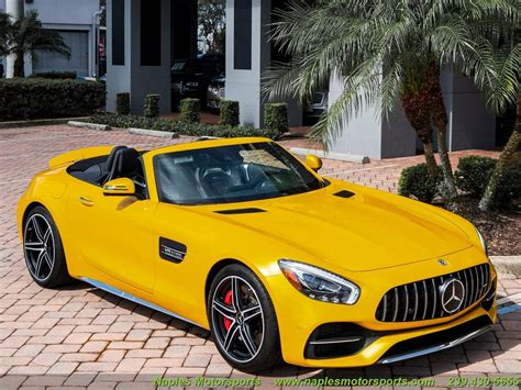 Your purchase of any products, goods or services offered for sale on the nzme network or your use or reliance on any information provided on the nzme network. For sale : 2018 Mercedes-Benz AMG GT Convertible - Naples Motorsports - United States - For sale ...