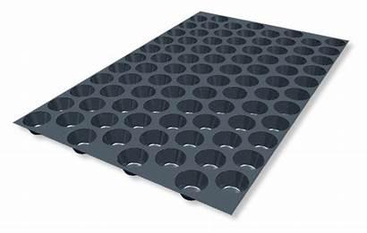 Mat Drain Tile Laticrete Plaza Membrane Installation