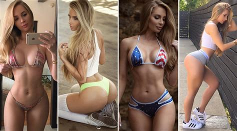 Iron Maiden Social Media Star Amanda Lee Muscle Fitness